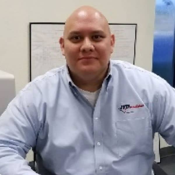 Quality Assurance Manager - Jason Fernandez